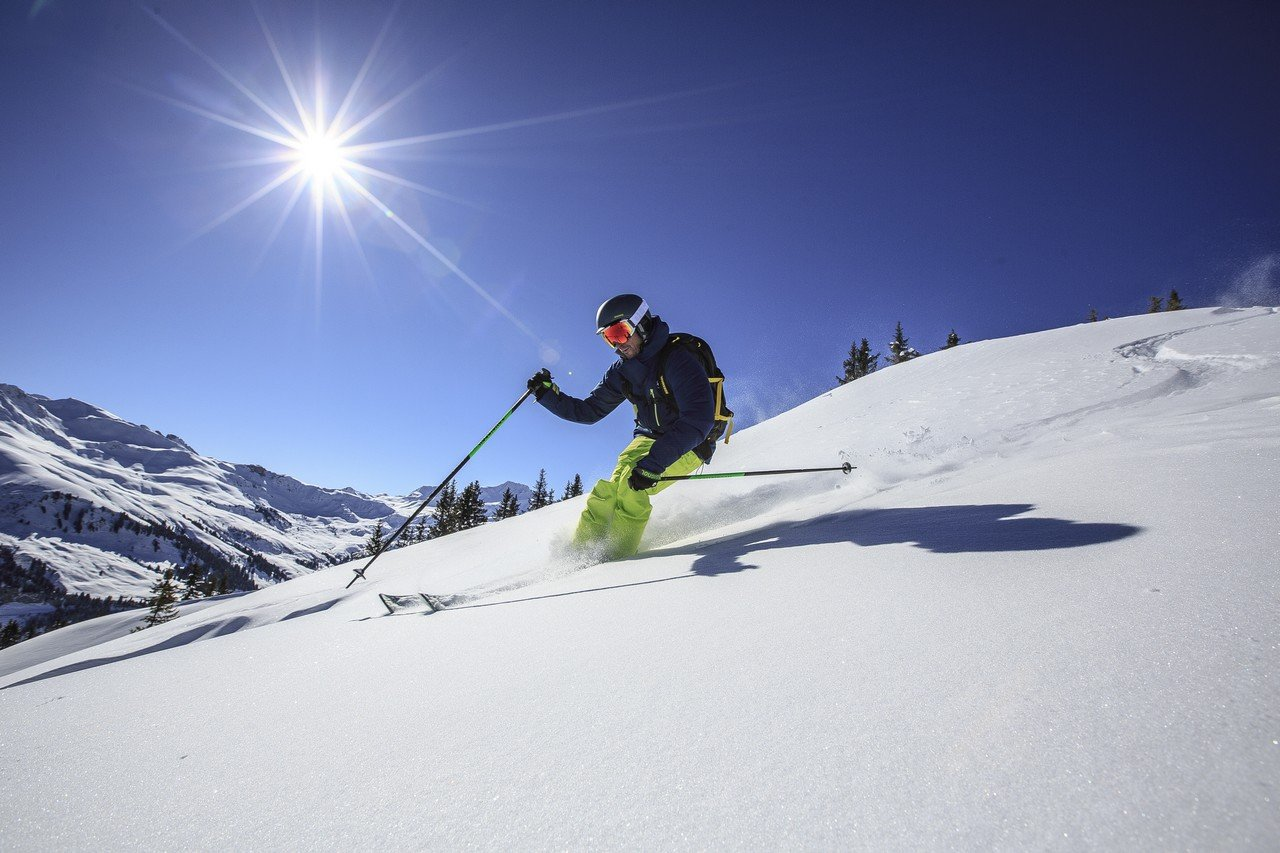 Ski freeride Rossignol