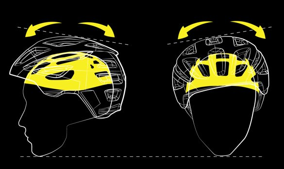 Bolle MIPS-Helm