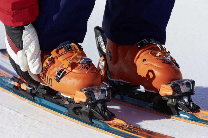 Skischuh-Zubehör