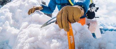 Skitoureneispickel